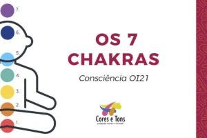 Os sete Chakras