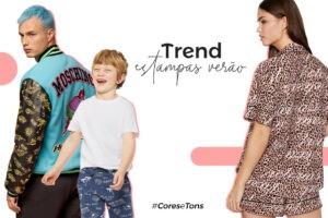 Trend: estampas verão