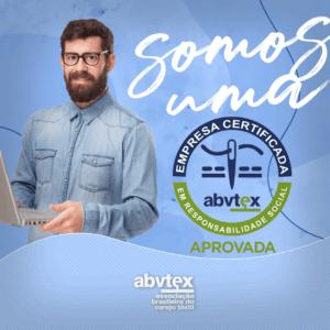 Moda consciente: somos associados à ABVTEX